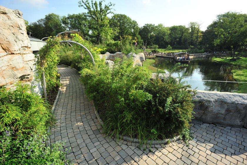Gelsenkirchen zoo asien benning gmbh co kg m nster garten landschafts und - Garten und landschaftsbau gelsenkirchen ...